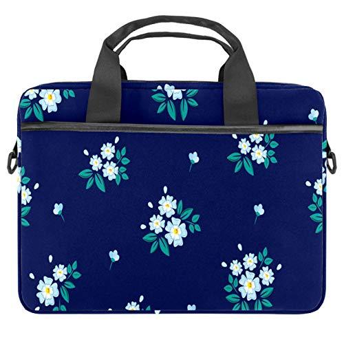 Laptoptasche mit Handgriff, 34 - 36,8 cm (13,3 - 14,5 Zoll), Blau / Gelb / Violett / Grün