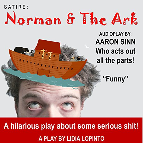 Satire: Norman and the Ark audiobook cover art