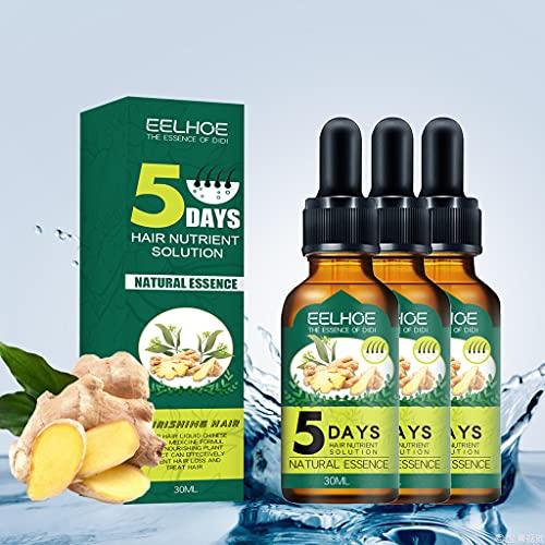 Hair Regrow Ginger Germinal Essential Oil, Ginger Anti Hair...