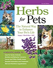 Image of Herbs for Pets: The. Brand catalog list of CompanionHouse Books.