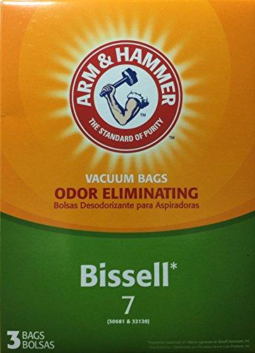 Arm & Hammer 62615GQ Bissell Style 7 Standard Allergen Vacuum Bag
