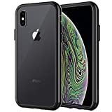 JETech Hülle Kompatibel Apple iPhone XS und iPhone X,