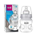 CANPOL BABIES LOVI 150ml Flasche Babyflasche Baby Sauger Silikon Säugling Kind