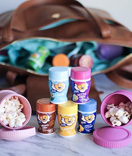 Product Image 3: Kernel Season's Popcorn Seasoning Mini Jars Variety Pack, 0.9 Ounce (Pack of 8)