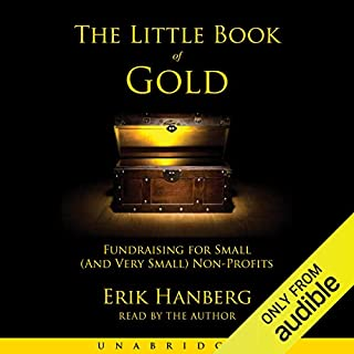 The Little Book of Gold audiobook cover art