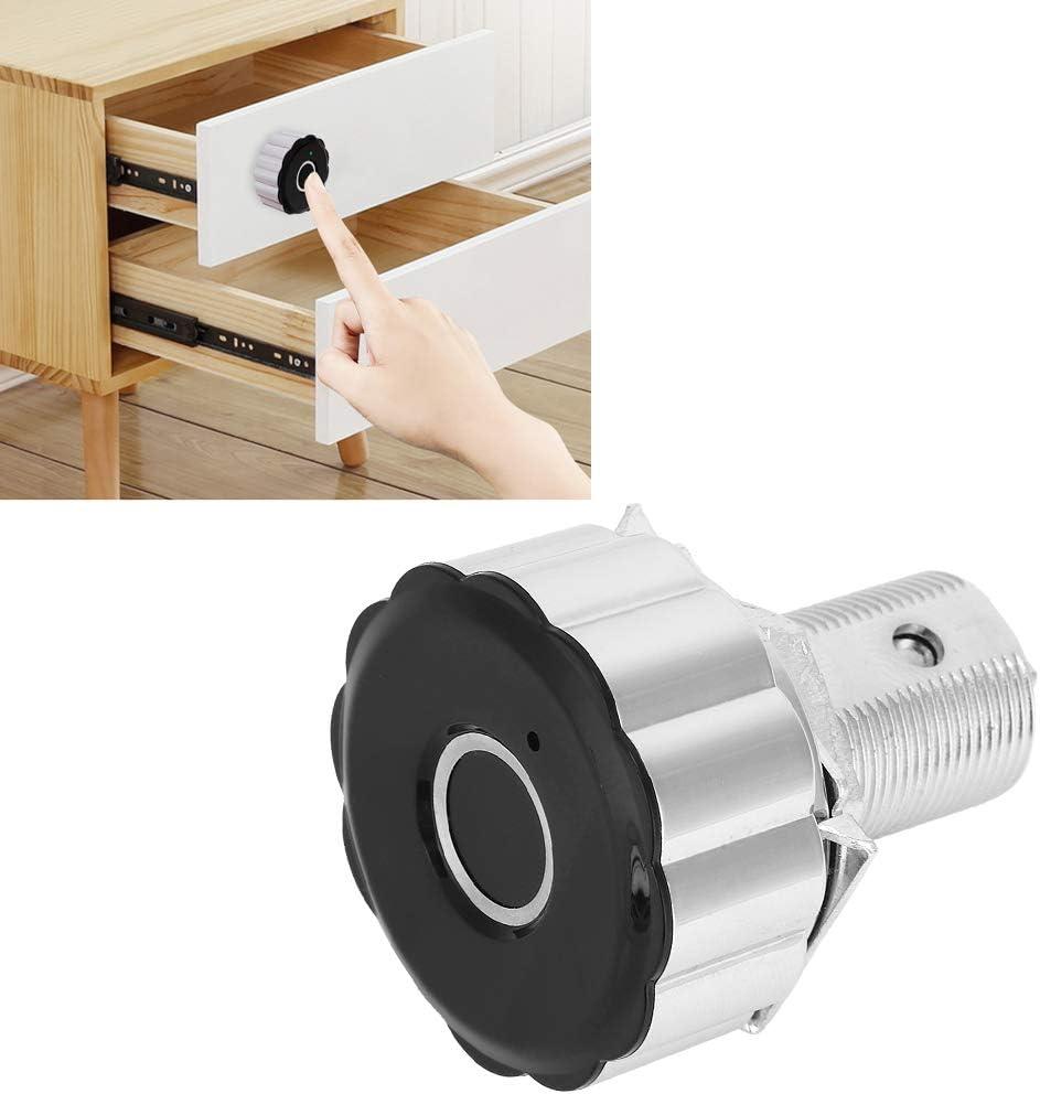 Fingerprint Drawer Lock Smart Semiconductor AntiTheft Lo Cabinet Store 4 years warranty