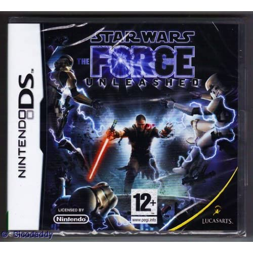 Star Wars: The Force Unleashed (Nintendo DS) [Edizione: Regno Unito]