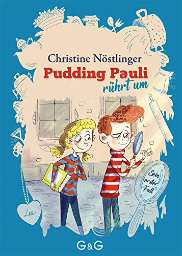 Pudding Pauli rührt um: Pudding Paulis erster Fall