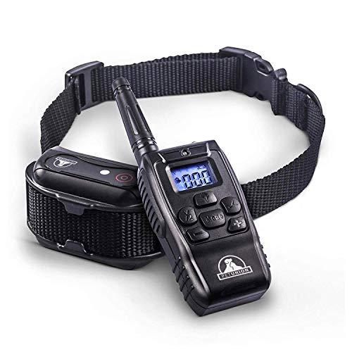 Pet Union PT0ZI Premium Dog Training Shock Collar - Best Budget Pick