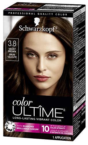 Schwarzkopf Color Ultime Hair Color Cream, 3.8...