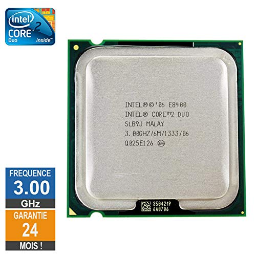 Little Phoenix Prozessor Intel Core 2 Duo E8400 3GHz SLB9J LGA775 6MB