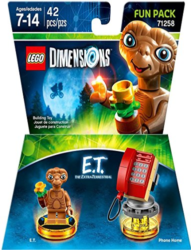 Best fun packs for lego dimensions
