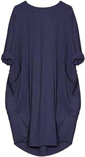 Amazon.es: blusones - M / Vestidos / Mujer: Ropa