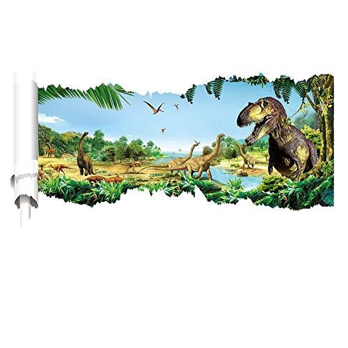 Zeagro Etiqueta de la Pared de los niños de Dinosaurio decoración de