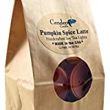 Pumpkin Spice Latte, Fall Scented Soy Tealights, 12...