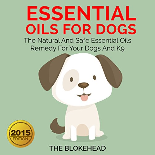 Couverture de Essential Oils for Dogs