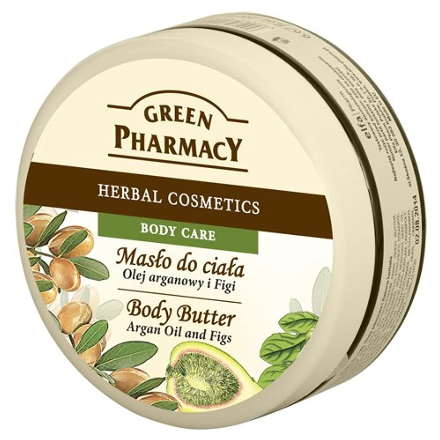 ようこそ必要条件戻るElfa Pharm Green Pharmacy グリーンファーマシー Body Butter ボディバター Argan Oil and Figs