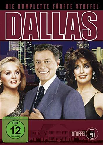 Dallas - Staffel 5 [7 DVDs]