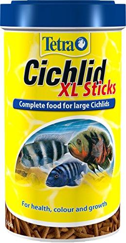 Tetra Cichlid Xl - Palos de comida para peces (500 ml)