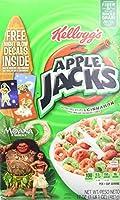 アップル ジャック穀物、17 オンス ボックス (3 パック Apple Jacks Cereal, 17-Ounce Boxes (Pack of 3