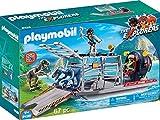 Playmobil-9433 Hidro Deslizador con Jaula, Multicolor (9433)
