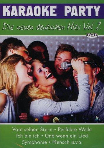 Karaoke Party - Die neuen deutschen Hits Vol. 2