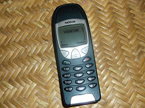 Nokia 6210 Cellulare black (Importato Unione Europea)