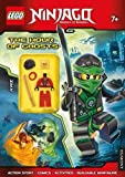 LEGO Ninjago the Hour of Ghosts: Activity Book with Minifigure by Egmont UK Ltd (2015-10-08)