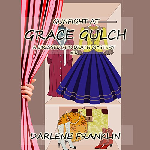 Gunfight at Grace Gulch audiobook cover art