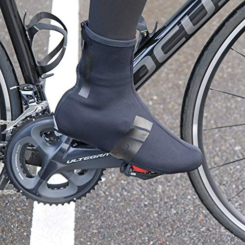 BBB Cycling Fahrrad Überschuhe Winter Herren und Damen | Kälteschutz Thermo Uberschuhe Rennrad MTB Multistretch-Neopren | HeavyDuty OSS BWS-02B - 2
