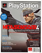 Playstation The Official Magazine, Metal Gear Solid 4, January 2008 Issue