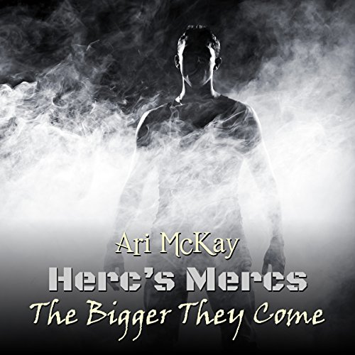 Herc's Mercs audiobook cover art