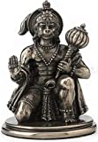 "Veronese Design Mini Hanuman Statue - Hindu God of Strength Figurine 3.25"" Tall"