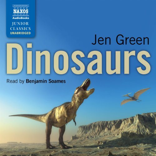 Dinosaurs audiobook cover art