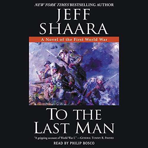 To the Last Man audiobook cover art