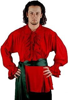 Pirate Buccaneer Renaissance Medieval Cosplay Costume Bandana Sash
