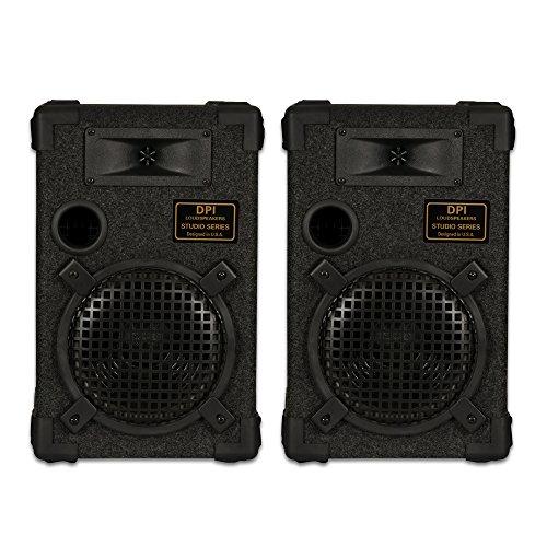 Goldwood DJ Speakers (DPI-800C/8)