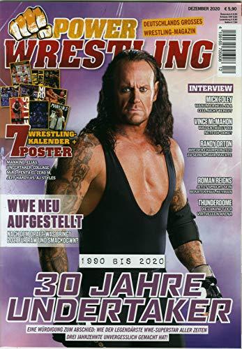 Power Wrestling 12/2020