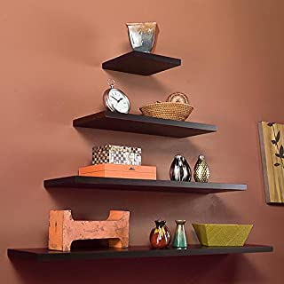 Southern Enterprises Aspen Floating Wall Shelf 24