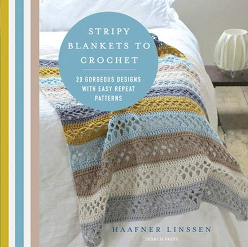 Linssen, H: Stripy Blankets to Crochet