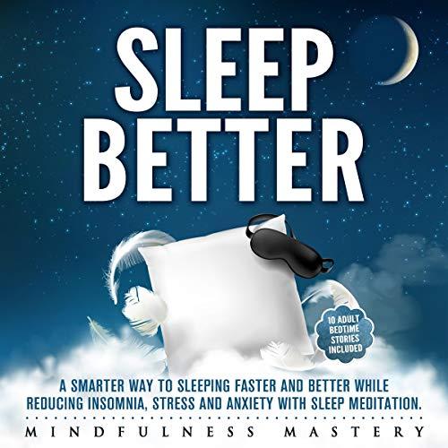 Sleep Better audiobook cover art