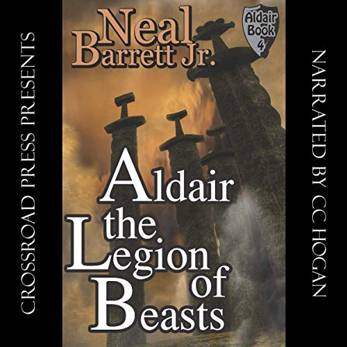 Couverture de Aldair, the Legion of Beasts