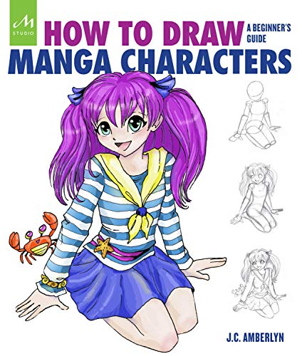 How to Draw Manga Characters: A Beginner's Guide