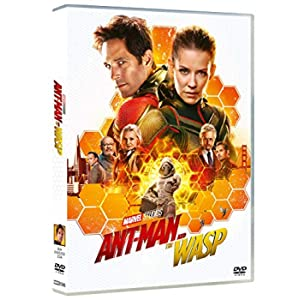 Ant-Man And the Wasp  ( DVD)