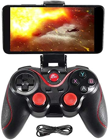 JahyShow Mobile Game Controller Wireless Bluetooth Gamepad Joystick Game Controller for Android product image