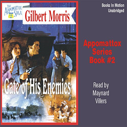 Gate of his Enemies audiobook cover art