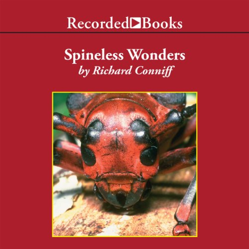 Spineless Wonders audiobook cover art