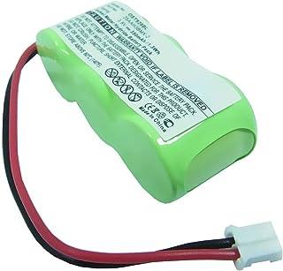 subtel® Batería Premium Compatible con Oregon Scientific, 25AAH3BMX-2, CUSTOM-178 350mAh Pila Repuesto bateria