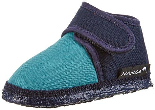 Nanga Luna, Chaussures Bébé Marche Fille (Petrol) 18 EU