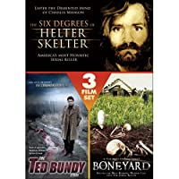 Triple Feature Thriller: The Six Degrees of Helter Skelter/The Ted Bundy Story/Boneyard
